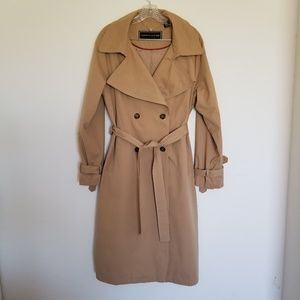 Tommy Hilfiger Women Double breasted trench coat L